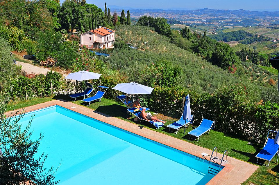 Agriturismo Tuscany With Pool